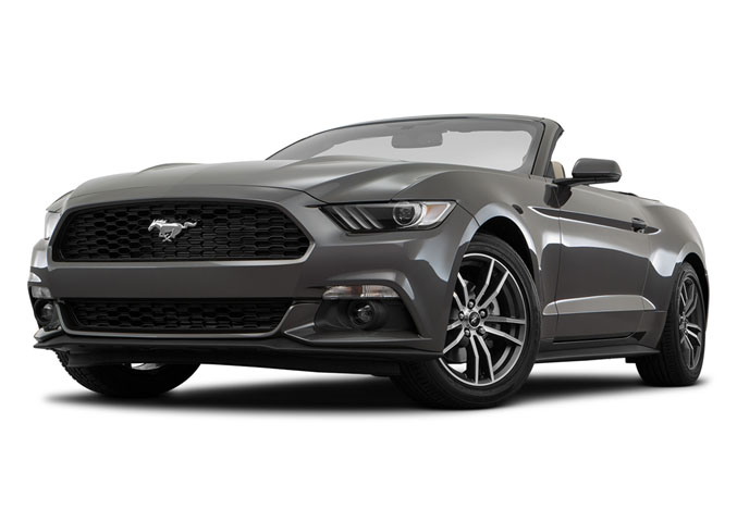 mustang gt convertible rental in dubai | rent mustang gt